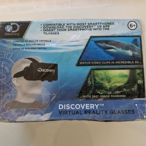 🥽Discovery Virtual Reality Glasses